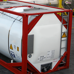 Standard 20ft ISO Tankcontainer